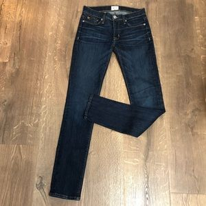 Hudson Colette Mid-Rise Skinny Jeans